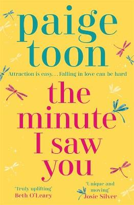 The Minute I Saw You by Paige Toon