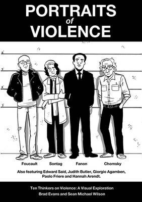 Portraits of Violence book