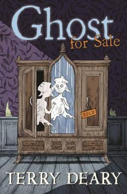 Ghost for Sale book