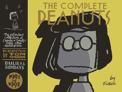 The Complete Peanuts 1991-1992 by Charles M. Schulz