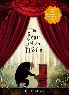Bear and the Piano book