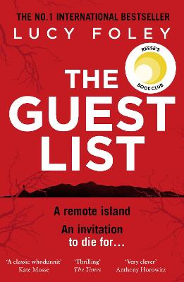 The Guest List book