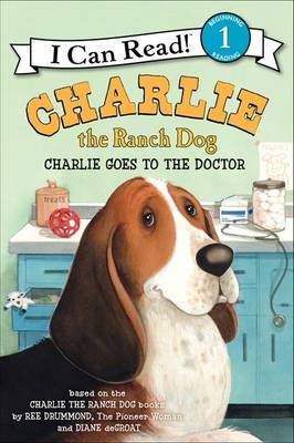 Charlie the Ranch Dog book