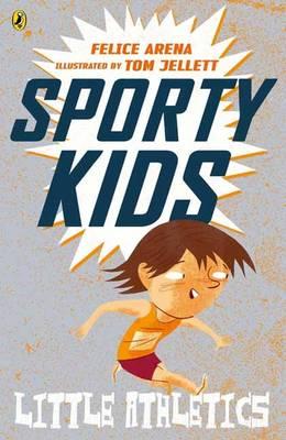 Sporty Kids: Little Athletics! book