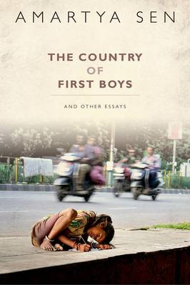 Country of First Boys by Amartya Sen