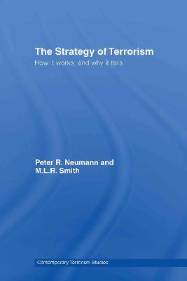 Strategy of Terrorism by Peter R. Neumann