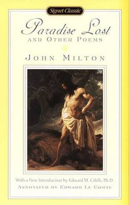 Paradise Lost And Other Poems by John Milton