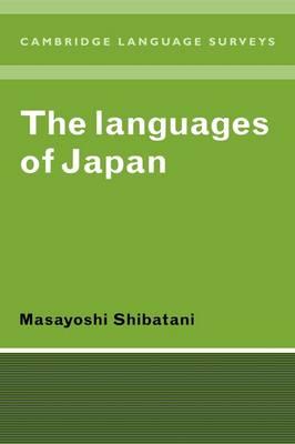 Languages of Japan by Masayoshi Shibatani