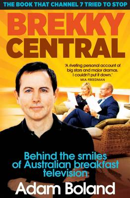 Brekky Central book