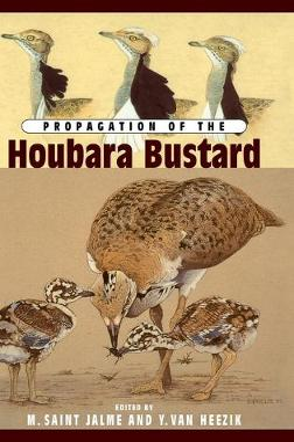 Propagation of the Houbara Bustard by M. Saint Jalme