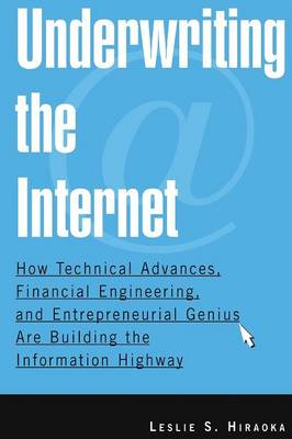 Underwriting the Internet book