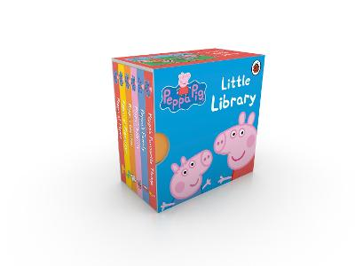 Peppa Pig: Little Library book