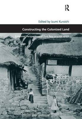 Constructing the Colonized Land book