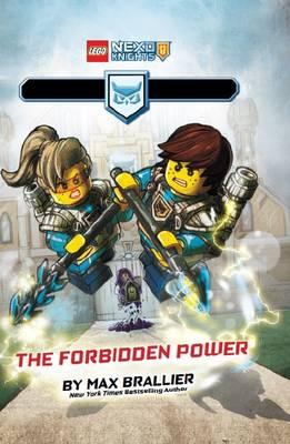 LEGO Nexo Knights Academy : The Forbidden Power book