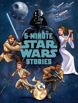 Star Wars: 5-Minute Stories by Star Wars