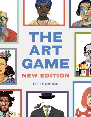 The Art Game: New edition, fifty cards book