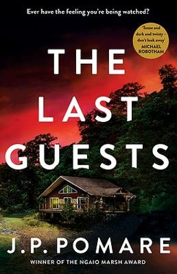 The Last Guests book