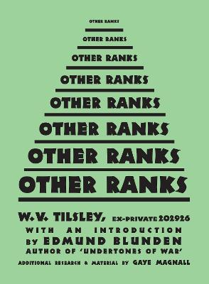 Other Ranks by William Vincent Tilsley