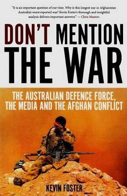 Don't Mention the War book