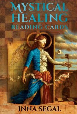 Mystical Healing Reading Cards book