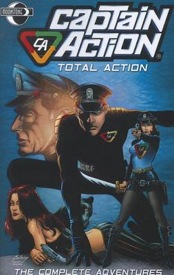 Captain Action Omnibus by Fabian Nicieza
