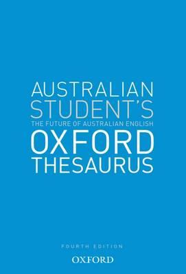 Australian Student's Colour Thesaurus book