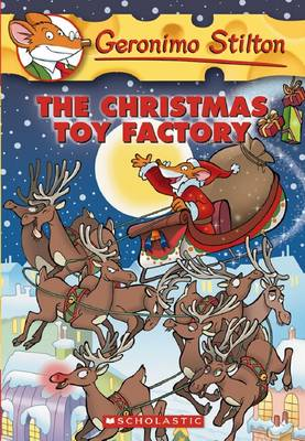 Christmas Toy Factory book
