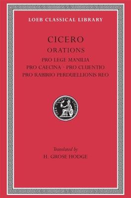 Pro Caecina, etc. by Marcus Tullius Cicero