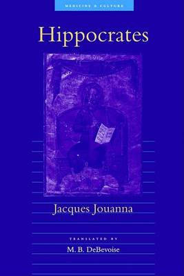 Hippocrates by Jacques Jouanna