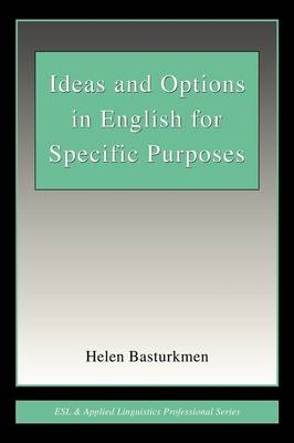 Ideas and Options in English for Specific Purposes book