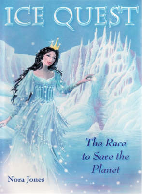 Ice Quest book