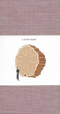5 Year Diary by Tamara Shopsin