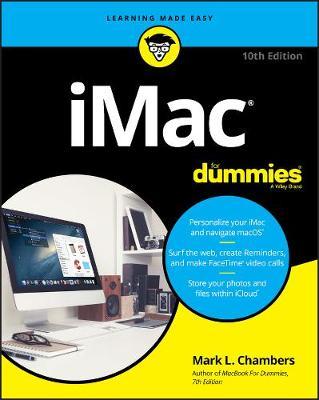 iMac For Dummies book