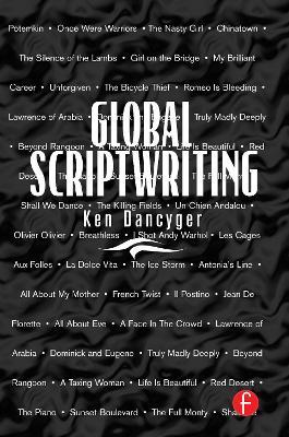 Global Scriptwriting book