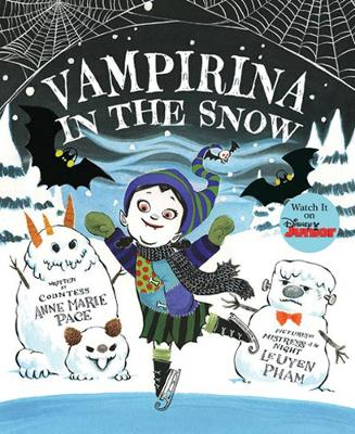 Vampirina In The Snow by LeUyen Pham