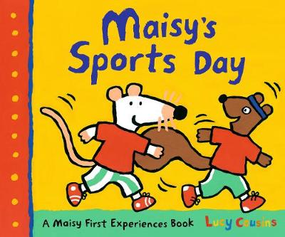 Maisy's Sports Day book