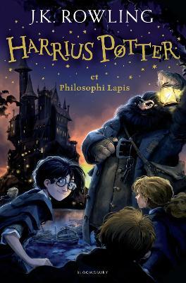 Harry Potter and the Philosopher's Stone Latin: Harrius Potter et Philosophi Lapis (Latin) by J. K. Rowling