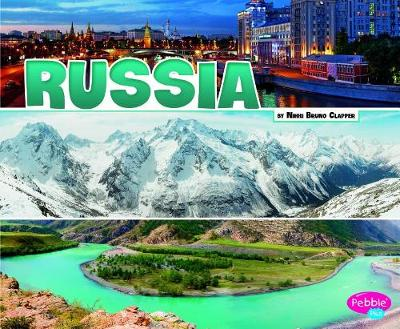 Let's Look at Russia by Nikki Bruno Clapper