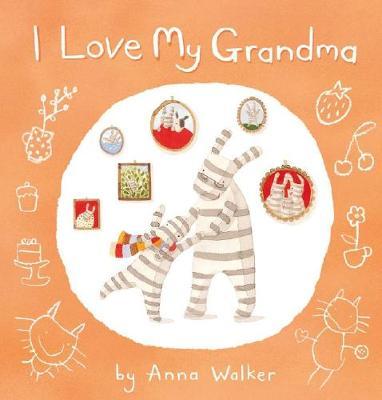 I Love My Grandma book