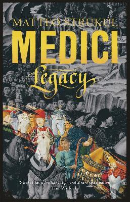 Medici ~ Legacy book