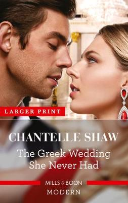 The Greek Wedding She Never Had book