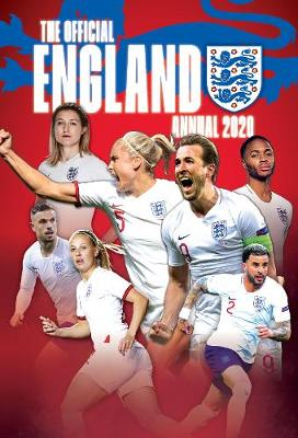 The Official England FA Annual 2020 book