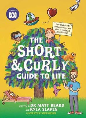 The Short & Curly Guide to Life book