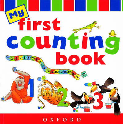 My First Counting Book book