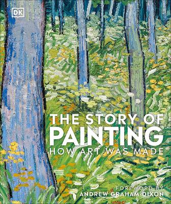 The Story of Painting: How art was made book