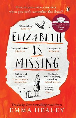 Elizabeth is Missing book