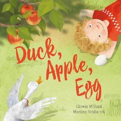 Duck, Apple, Egg book