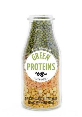 Hachette Healthy Living: Green Proteins by Fern Green