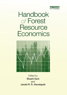 Handbook of Forest Resource Economics book