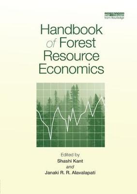 Handbook of Forest Resource Economics book